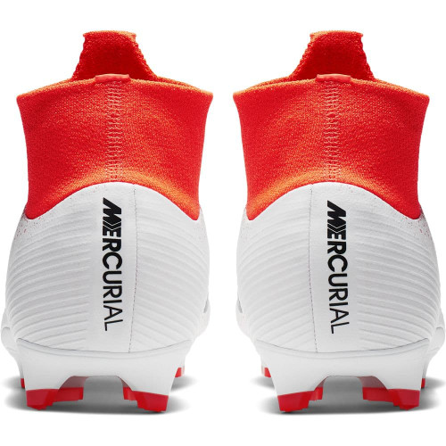 Nike Superfly 6 Pro Firm Ground Boots - Red/Black/White
