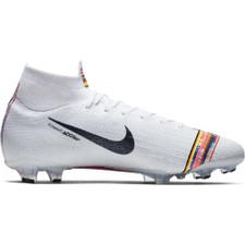 best loved dc62c 13c7e Nike CR7 Superfly 360 Elite Firm Ground Boots - Platinum/White/Black