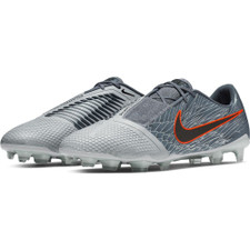Nike Phantom Venom Elite Firm Ground Boots - Grey/Black/Blue