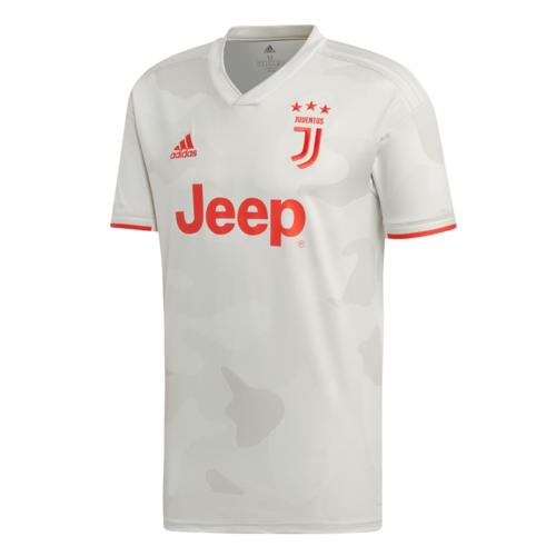 adidas Juventus Away Jersey - Gold