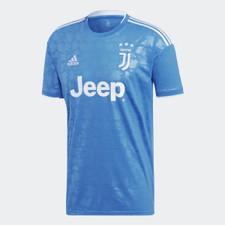 adidas 19/20 Juventus Third Jersey - Blue/White