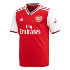 adidas 2019/2020 Arsenal FC Home jersey youth - Red