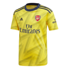 adidas 2019/2020 Arsenal FC Away jersey youth - Yellow