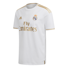 adidas 19/20 Real Madrid Home Jersey - White