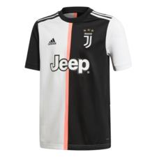 adidas 19/20 Juventus Home Jersey - Black/White