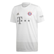 adidas 19/20 FC Bayern Away Jersey - White