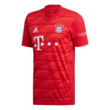adidas 19/20 FC Bayern Home Jersey - Red