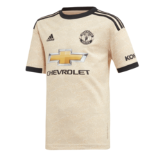 adidas 19/20 Manchester United Away Jersey Youth