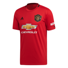 adidas 19/20 Manchester United Home Jersey