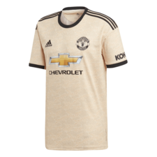 adidas 18/19 Manchester United Away Jersey
