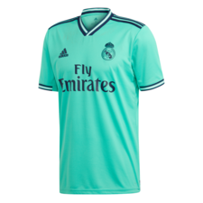adidas 19/20 Real Madrid Third Jersey - Green