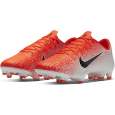 Nike Vapor 12 Pro Firm Ground Boots - Red/Black/White