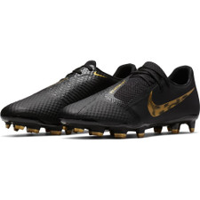 Nike Phantom Venom Academy Firm Ground Boots - Black/Gold