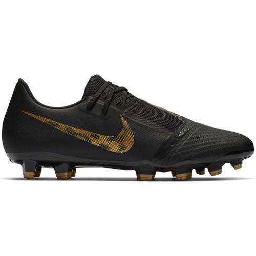 Nike Phantom Venom Academy Firm Ground Boots - Black/Gold