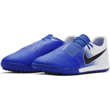Nike Phantom Venom Academy Artificial Turf Boots - White/Black/Blue