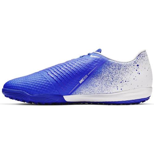 Nike Phantom Venom Academy Artificial Turf Boots - White/Black/Blue