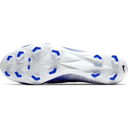 Nike Phantom Venom Pro Firm Ground Boots - White/Black/Blue