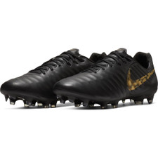 Nike Tiempo Legend 7 pro CA Firm Ground Boots - Black/Gold