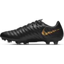 new style 99251 bdb6a Nike Tiempo Legend 7 pro CA Firm Ground Boots - Black/Gold