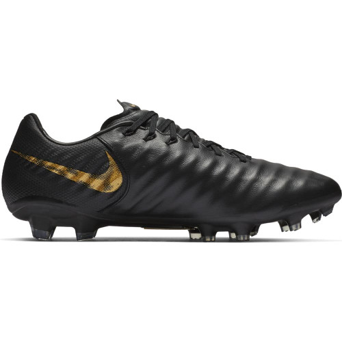 Nike Tiempo Legend 7 pro CA Firm Ground Boots - Black/Gold