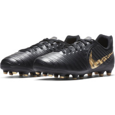 Nike Jr. Legend 7 Club Firm Ground Boots - Black/Gold