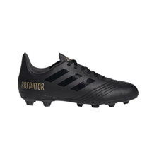 adidas Predator Junior 19.4 Flexible Ground Boots - Black/Gold