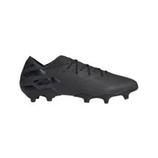 adidas Nemeziz 19.1 Firm Ground Boots - Black