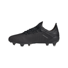 adidas X 19.1 Firm Ground Boots - Black/Silver