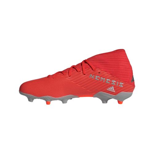 adidas Nemeziz 19.3 Firm Ground Boots - Red/Silver