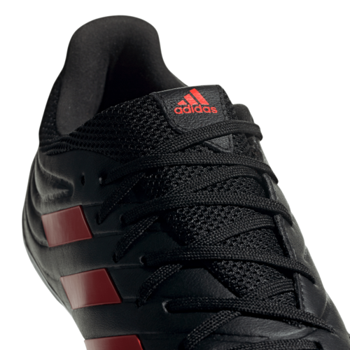 adidas Copa 19.3 Firm Ground Boots - Black/Red/Silver