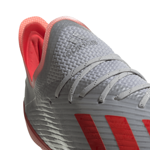 adidas X 19.1 Firm Ground Boots - Silver/Red/White