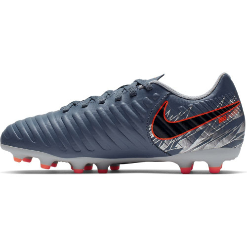 Nike Jr. Legend 7 Club Firm Ground Boots - Blue/Black/Red