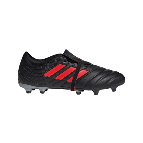 adidas Copa Gloro 19.2 Firm Ground Boots - Black/Red/Silver