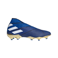 adidas Nemeziz 19+ Firm Ground Boots - Blue/White/Black