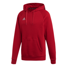 adidas Tango Hooded Sweatshirt - Red