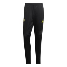 adidas Manchester United Training Pants - Black/Yellow