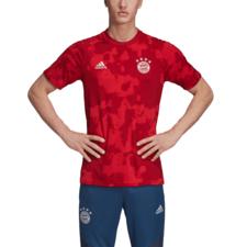 adidas FC Bayern Pre-Match Jersey - Red
