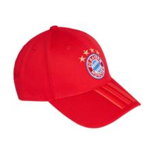 adidas FC Bayern 3-Stripes Cap - Red