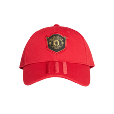 adidas Manchester United Cap - Red/Black