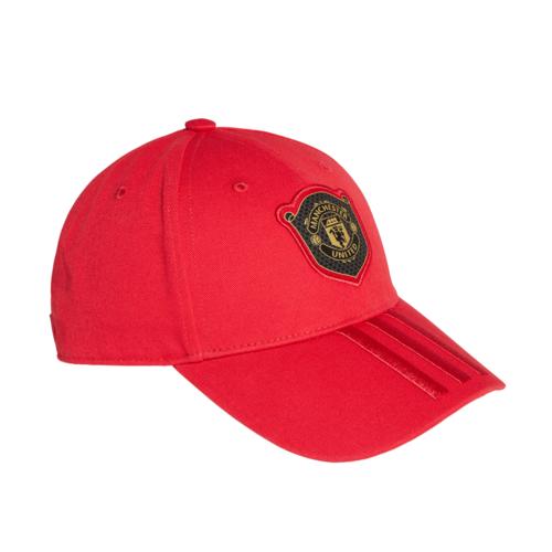 adidas Manchester United Cap - Red/Black