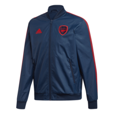adidas Arsenal Anthem Jacket - Navy/Scarlet
