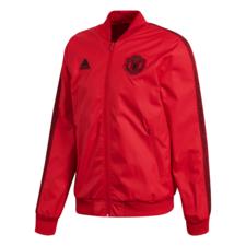 adidas Manchester United Anthem Jacket - Red/Black