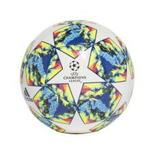 adidas FINALE 19 Capitano Ball - White/Bright Cyan