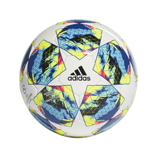 adidas Finale 19 Competition Ball - White/Black/Hi Res Red