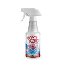 Game Over Sport Odor Eliminator - Athlete Size (500mL)