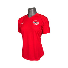 Nike Canada Women's Aeroswift VPRII SS Jersey - Red/White