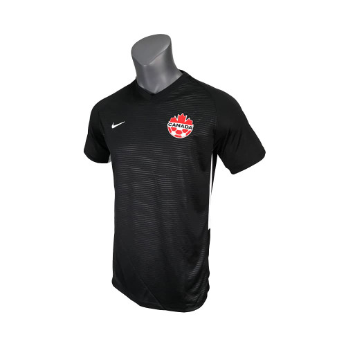 Nike Canada Dry Tiempo Premier Jersey - Black