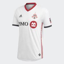 adidas Toronto FC Away Jersey - White/Scarlet