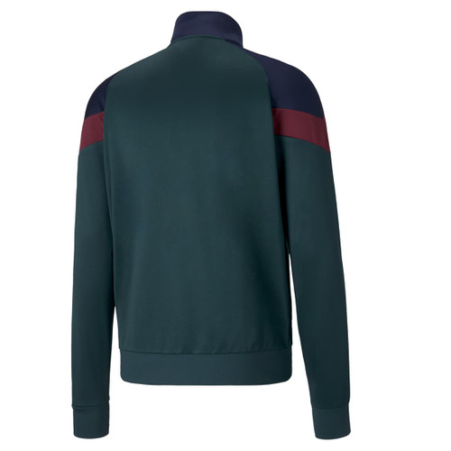 Puma FIGC Iconic MCS Track Jacket - Green