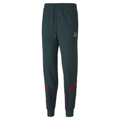 Puma FIGC Iconic MSC Track Pants - Green
